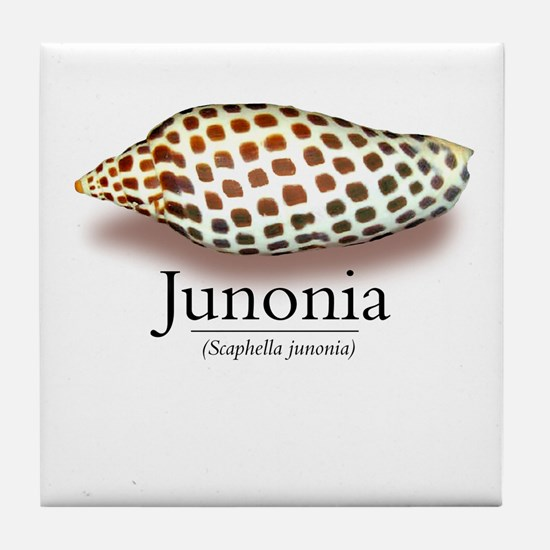 Junonia -  Tile Coaster