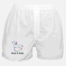 Knut is Kute Boxer Shorts