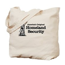 America's Original Homeland Security Tote Bag