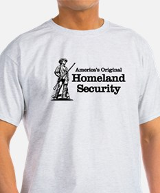 America's Original Homeland Security T-Shirt