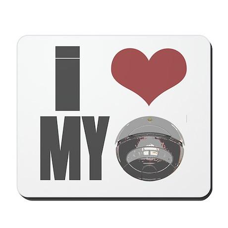 I love my roomba Mousepad