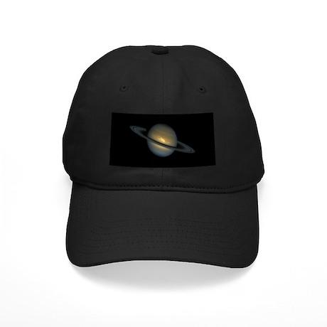 Saturn Black Cap