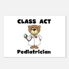 Class Act Pediatrician Postcards (Package of 8)