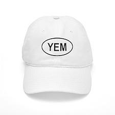 Yemen Oval Baseball Cap