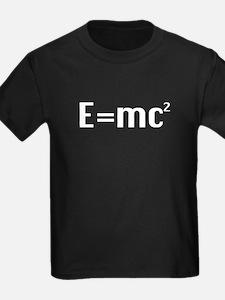 E=mc^2 T