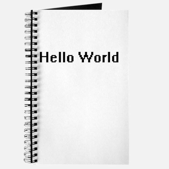 Hello World Journal