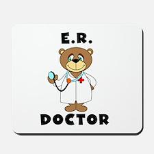 ER Doctor Mousepad