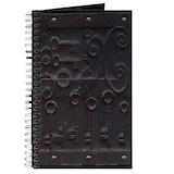 Gothic Journals & Spiral Notebooks