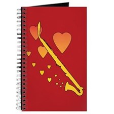 Alto Clarinet Heartsong Journal