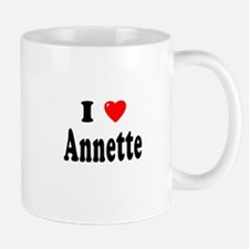ANNETTE Mug
