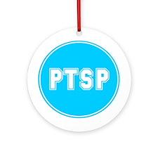 PTSP Ornament (Round)