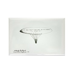13 Rectangle Magnet (10 pack)
