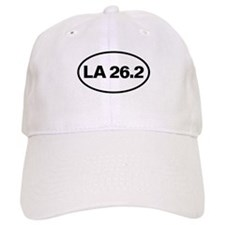 Los Angeles 26.2 Marathon Baseball Cap