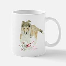 Collie Puppy Mug
