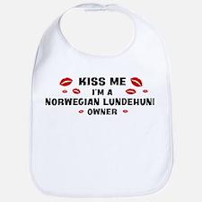 Kiss Me: Norwegian Lundehund  Bib