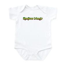 Manitou Islands Kids Infant Bodysuit