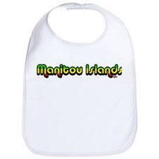 Manitou Islands Kids Bib