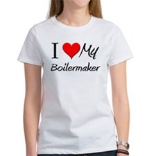 I Heart My Boilermaker Tee