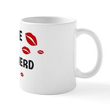 Kiss Me: King Shepherd owner Mug