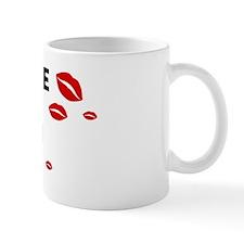 Kiss Me: Borzoi owner Mug