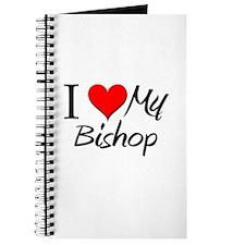 I Heart My Bishop Journal
