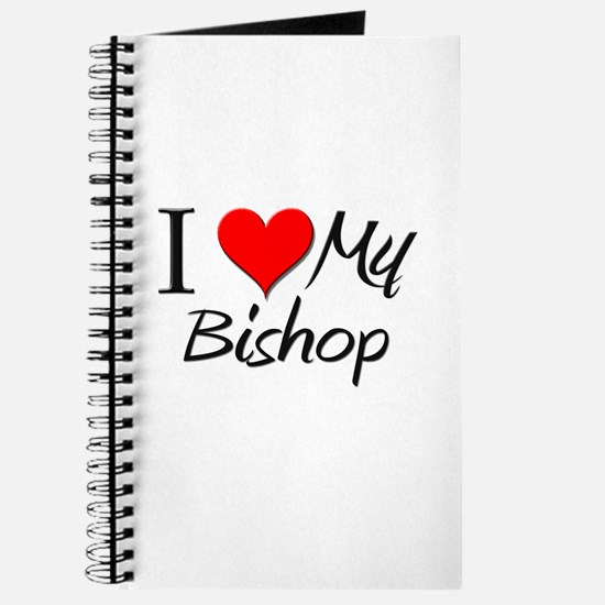 I Heart My Bishop Journal