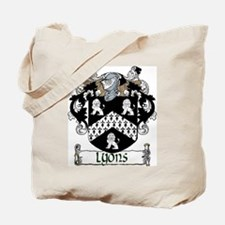 Lyons Coat of Arms Tote Bag