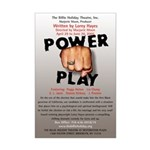 PowerPlay Mini Poster Print