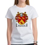 Edgeworth Family Crest Women's T-Shirt