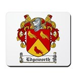 Edgeworth Family Crest Mousepad