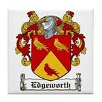 Edgeworth Family Crest Tile Coaster