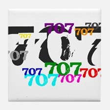 707 Tile Coaster