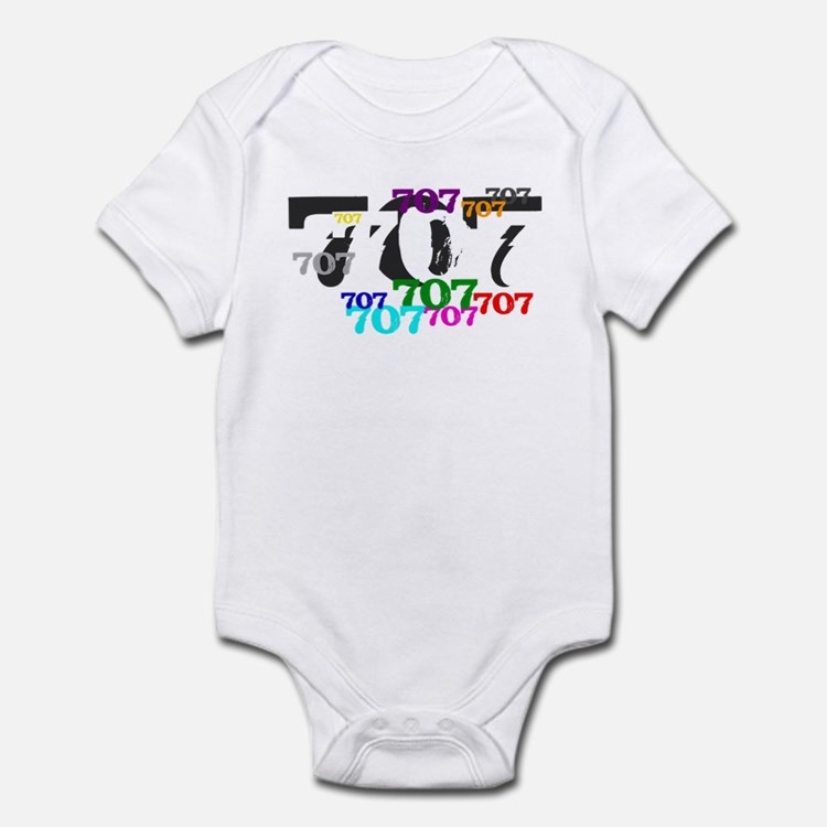 707 Infant Bodysuit