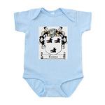 Evans Family Crest Infant Creeper