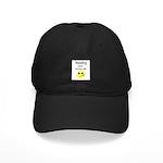KISING YOUR SIDEWAYS SMILE Black Cap