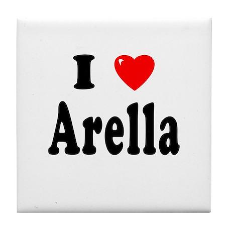 ARELLA Tile Coaster