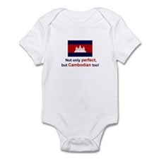 Perfect Cambodian Infant Bodysuit