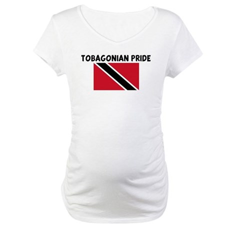 TOBAGONIAN PRIDE Maternity T-Shirt