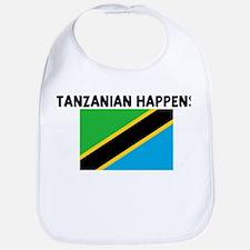 TANZANIAN HAPPENS Bib