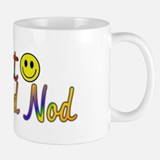 Smile And Nod Mug