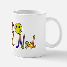 Smile And Nod Small Small Mug