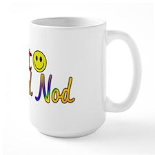 Smile And Nod Mug