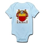 Fitz-Henry Family Crest Infant Creeper