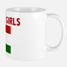 I LOVE TAJIK GIRLS Mug