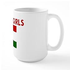 I LOVE TAJIK GIRLS Mug