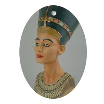 Nefertiti Keepsake (Oval)