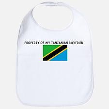 PROPERTY OF MY TANZANIAN BOYF Bib