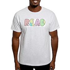 Read Patchwork T-Shirt