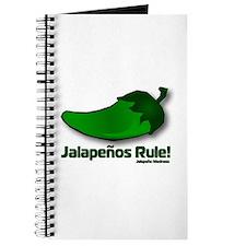 Unique Chile pepper Journal