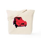 Citroen 2cv Totes & Shopping Bags